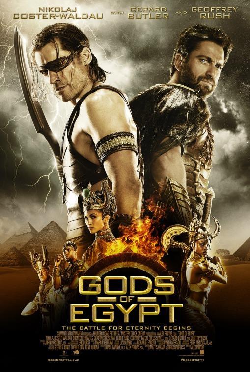 Gods Of Egypt full movie streaming