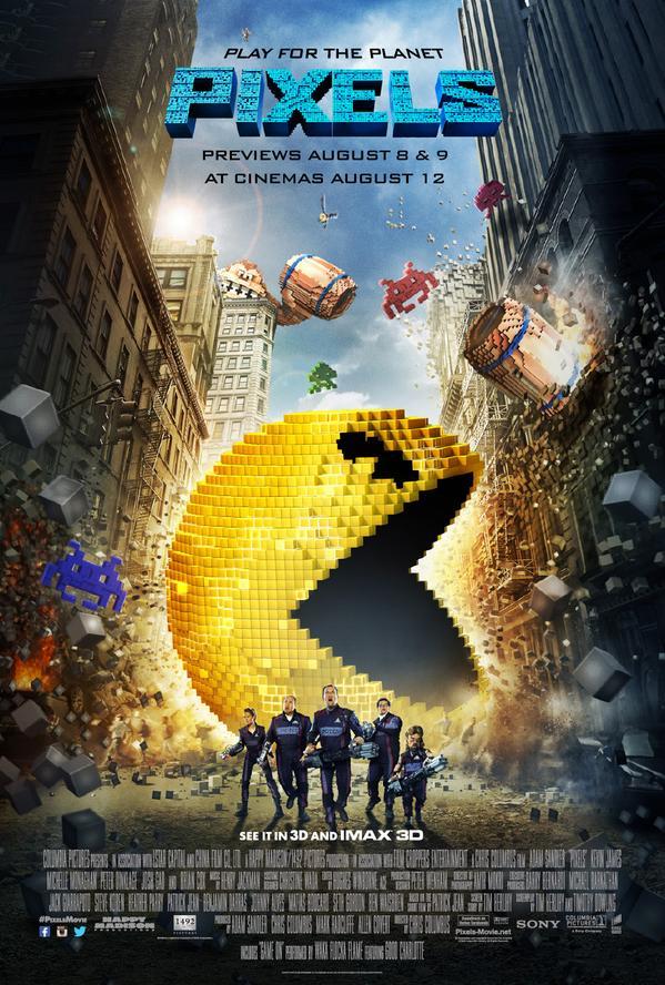 Pixels full movie streaming