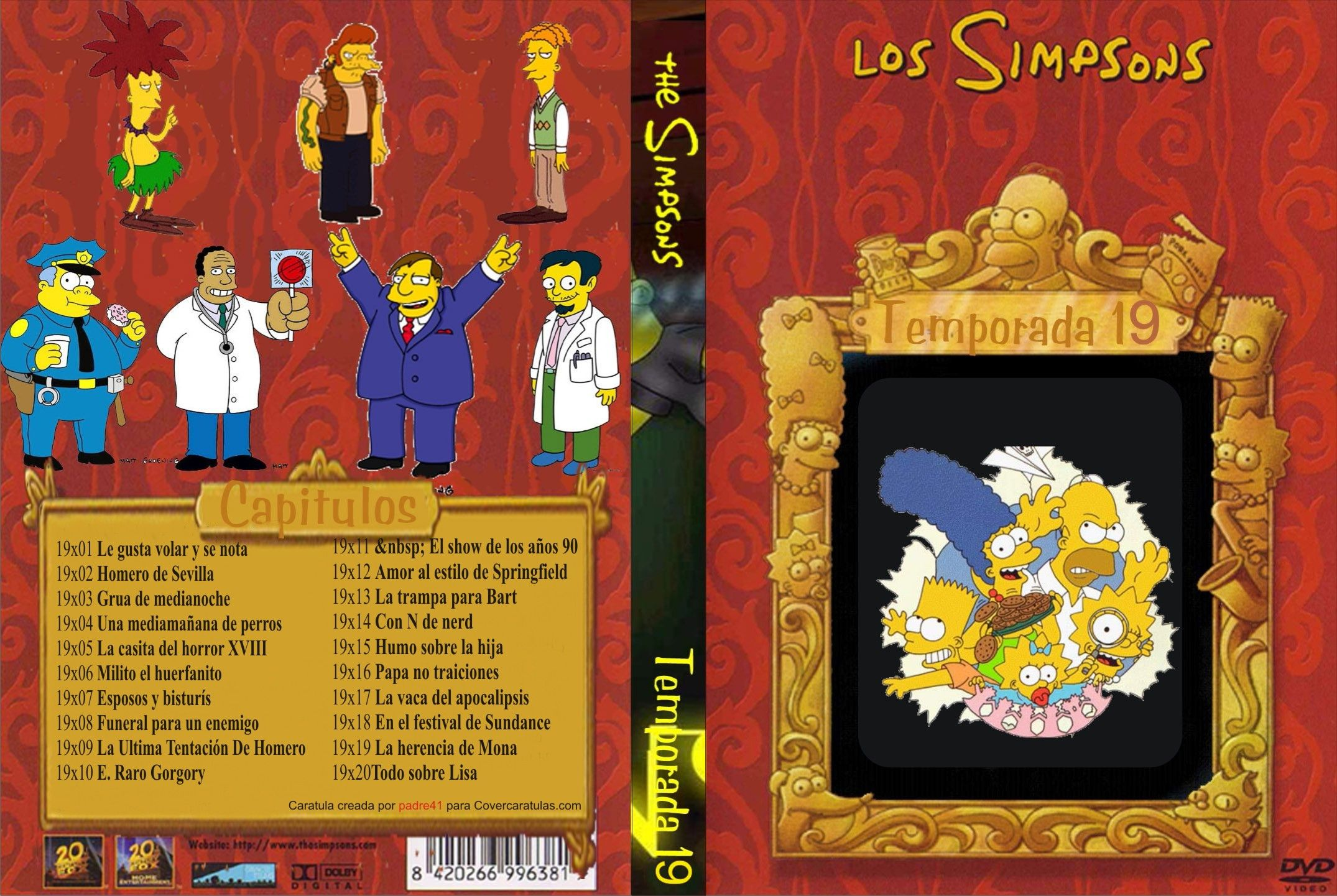 watch the simpsons season 19 online watch full the