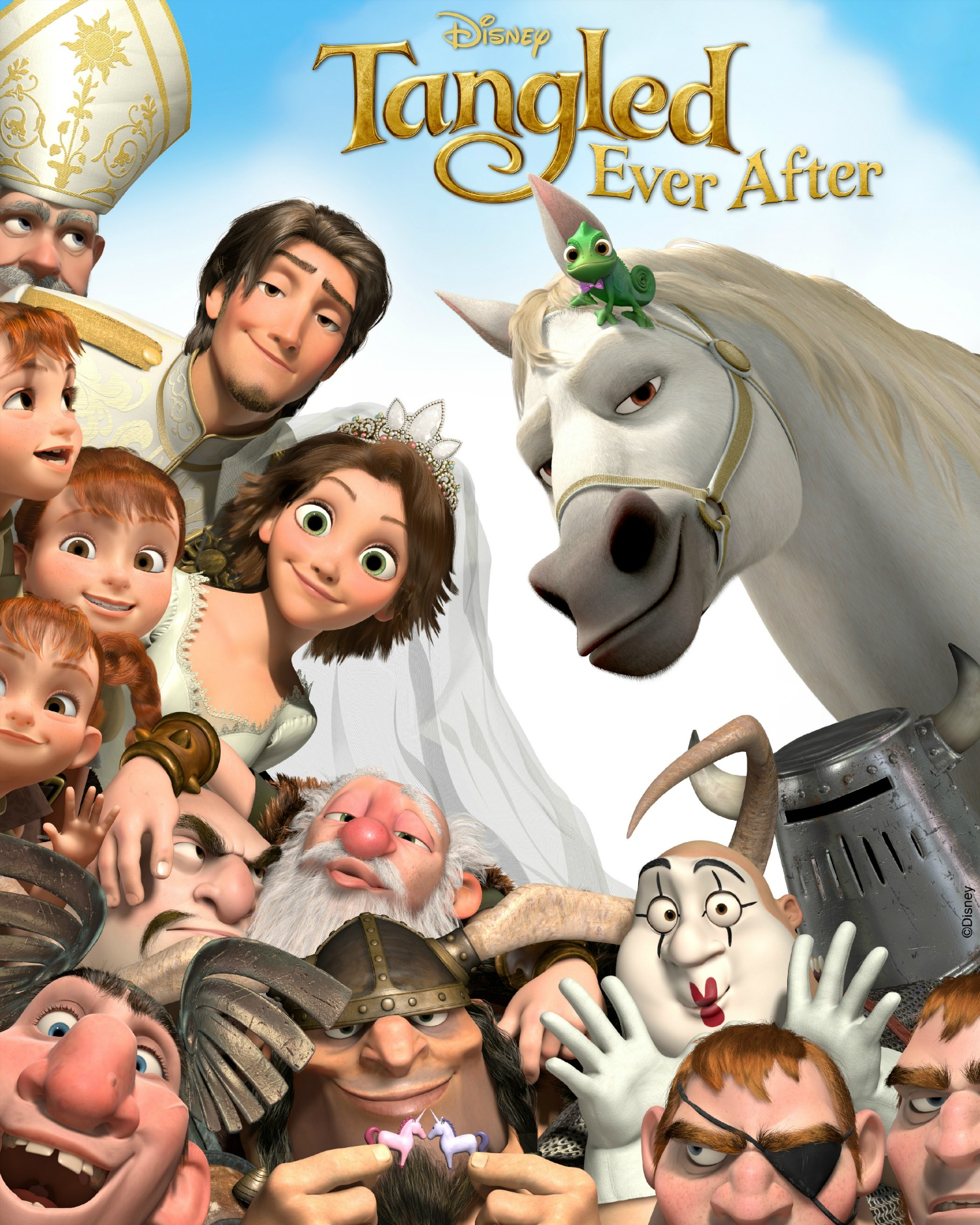 watch tangled ever after online