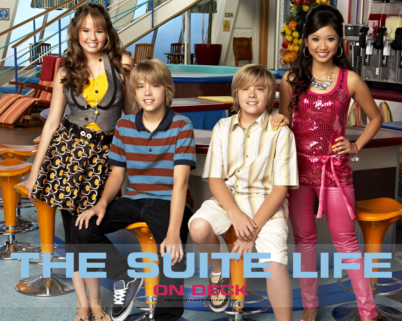 Watch The Suite Life On Deck Season 1 Online Watch Full