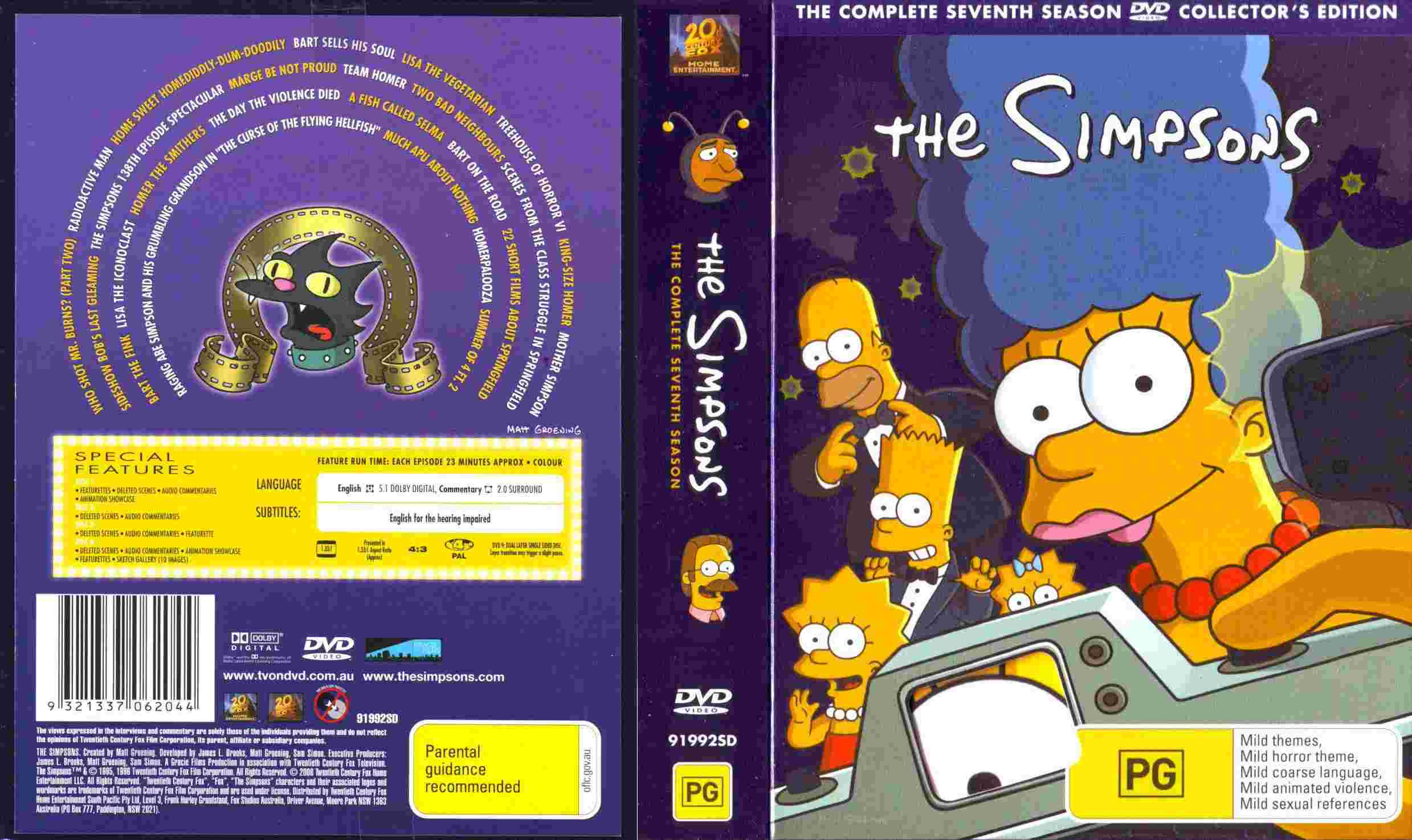 watch the simpsons season 7 online watch full the