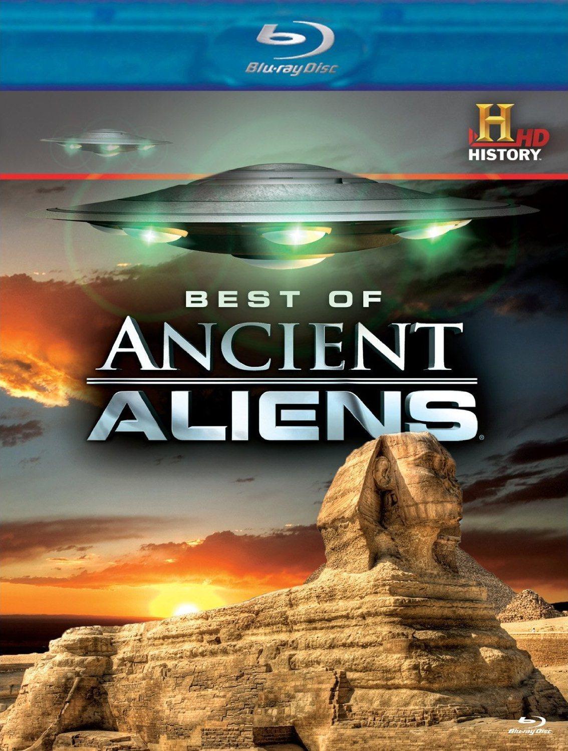 Ancient Aliens Serien Stream