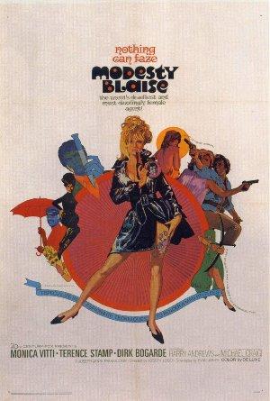 Modesty Blaise full movie streaming