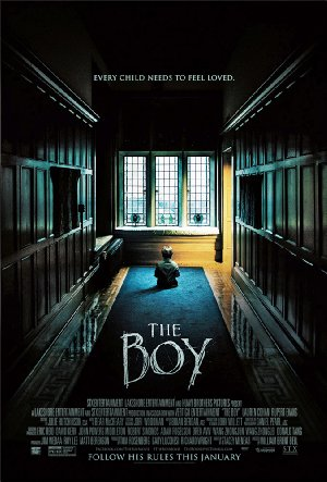 The Boy (2016) full movie streaming