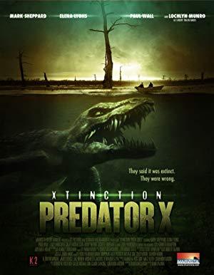 Xtinction: Predator X full movie streaming