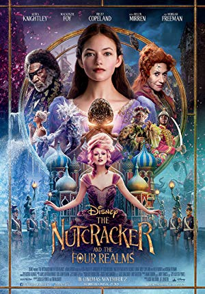 The Nutcracker And The Four Realms full movie streaming