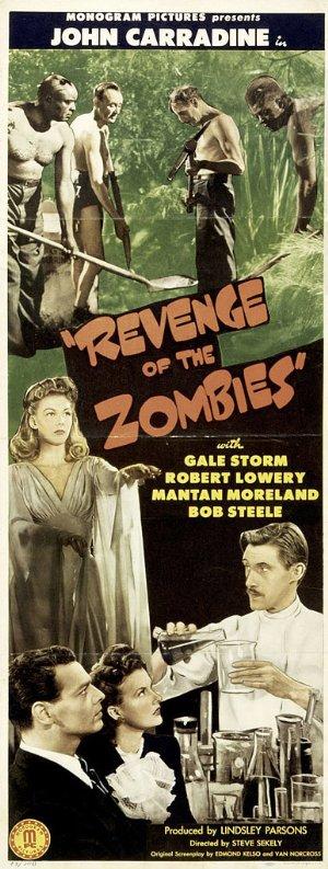 Revenge Of The Zombies full movie streaming