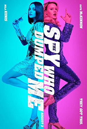 The Spy Who Dumped Me full movie streaming