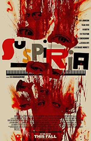Suspiria (2018) full movie streaming