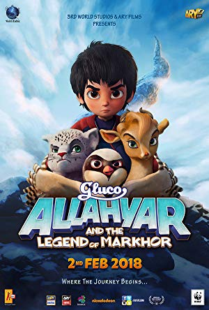 Allahyar And The Legend Of Markhor full movie streaming