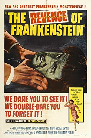 The Revenge Of Frankenstein full movie streaming
