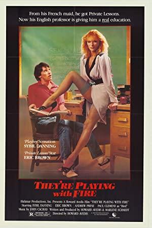 Nie igraj z ogniem/Theyre Playing With Fire (1984)[BRRip