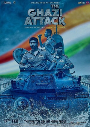 The Ghazi Attack full movie streaming