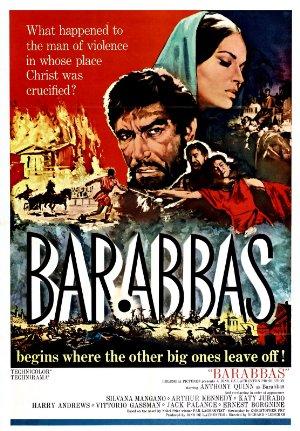 Barabbas 1961 full movie streaming