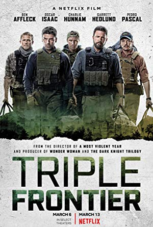 Triple Frontier full movie streaming