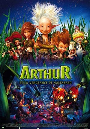 Arthur And The Great Adventure full movie streaming