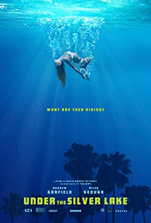 Under The Silver Lake full movie streaming