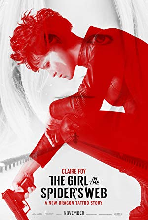 The Girl In The Spider's Web full movie streaming