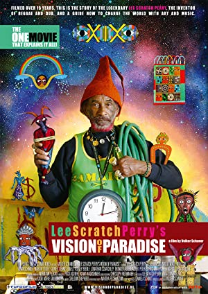 Lee Scratch Perry's Vision Of Paradise full movie streaming