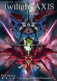 Mobile Suit Gundam: Twilight Axis - Red Blur full movie streaming