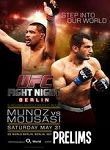 Ufc Fight Night 41: Munoz Vs. Mousasi Prelims full movie streaming