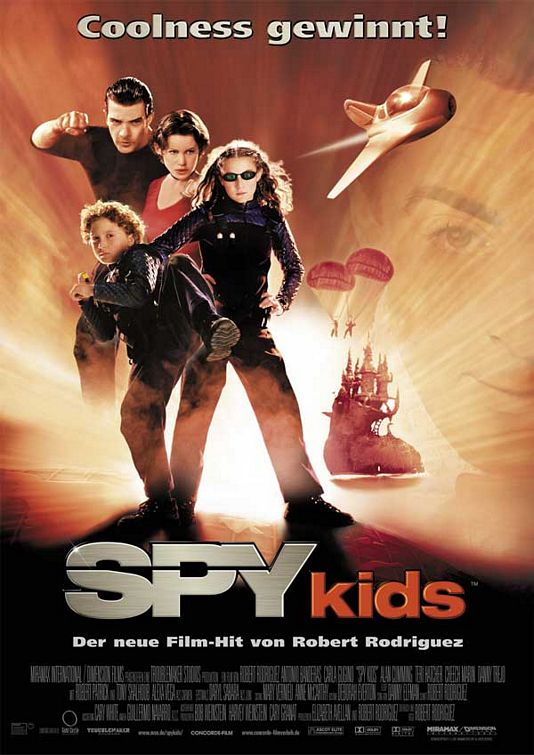 Spy Kids  Full Movie Online Free