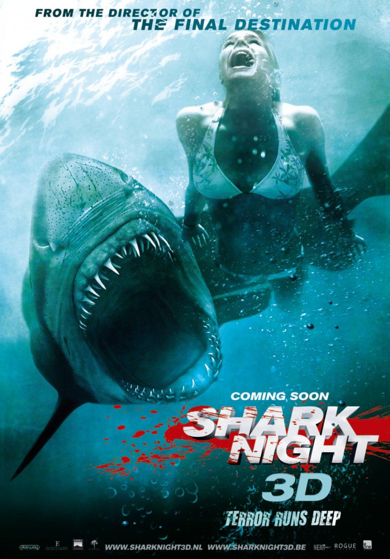 Shark Night - YouTube