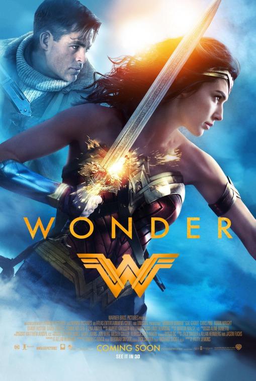 Wonder Woman (2017) full movie streaming