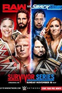 Wwe Survivor Series 2018 full movie streaming